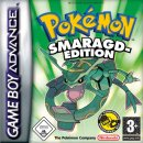 Rayquaza | Merchandise | Cover der Smaragd-Edition
