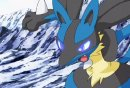 "Lucario |  | Lucario aus der Folge 579 ""Pokemon - Auf den letzten Drücker!"""