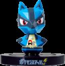 Lucario | Merchandise | Pokémon Smash! Lucario Promo NFC-Figur