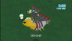 Giratinas Urform in My Pokémon Ranch