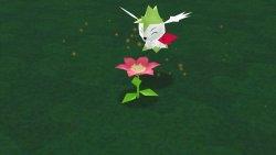 Shaymins Flugform in My Pokémon Ranch