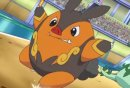 Ferkokel |  | Pocket Monsters BW2 Folge 8