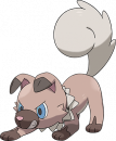 Wuffels |  | Alternatives Sugimori-Artwork zu Wuffels.