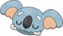 Koalelu | Artwork | Alternatives Sugimori-Artwork zu Koalelu.