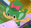 Vegimak |  | Pocket Monsters BW2 Folge 14