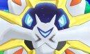 Solgaleo | Screenshot | Screenshot von Solgaleo aus Pokémon Sonne und Mond.