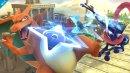 Glurak | Screenshot | Screenshot aus dem Spiel Super Smash Bros. für die Wii U