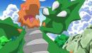 Shardrago | TV-Serie | Sandras Shiny-Shardago - Pocket Monsters Best Wishes! Season 2 Folge 052