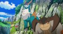 Kobalium | Pokémon-Film | Das Gerechtigkeits-Trio im 15. Pokémon Kinofilm.
