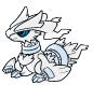 Reshiram |  | Reshiram-Doll Artwork (Dream World)