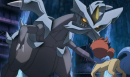 Kyurem   Pokémon-Film   Das Kyurem aus dem 15. Pokémon Kinofilm.