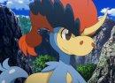 Keldeo | Pokémon-Film | Keldeo im 15. Pokémon Kinofilm.