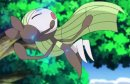 Meloetta | TV-Serie | Pocket Monsters BW2 Folge 12