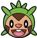 Igamaro |  | Offizielles Artwork aus Pokémon Link: Battle!