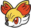 Fynx |  | Offizielles Artwork aus Pokémon Link: Battle!