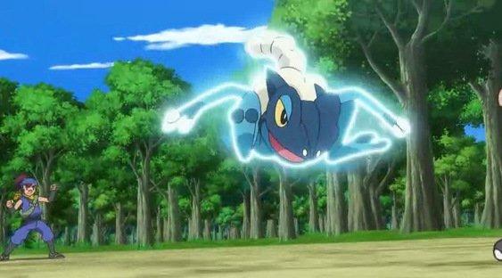 Amphizel Pokémon 657 Im Pokédex