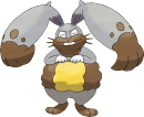 Grebbit |  | Ken Sugimori-Artwork.