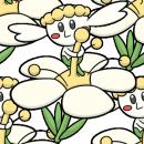 Flabébé | Artwork | Pokémon Global Link Artwork Weißblütler