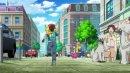 Coiffwaff |  | Coiffwaffs erster Auftritt in der Anime-Serie in der ersten Folge der 17. Staffel - Kalos, Region der Träume und Abenteuer!