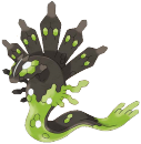 Zygarde |  | Ken Sugimori-Artwork zu Zygarde.