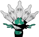 Zygarde |  | Hacker Smealum veröffentlicht ein Modell eines Shiny-Zygardes. Die Farben der eigentlich schwarzen Teilefehlen.
