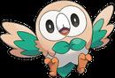Bauz | Artwork | Sugimori-Artwork zu Bauz aus Pokémon Ultrasonne und Ultramond.