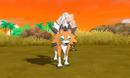 Wolwerock |  | Screenshot von Wolwerocks Zwielichtform in Pokémon Ultrasonne und Ultramond