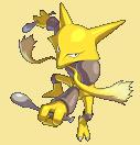 Simsala-Sprite aus Pokémon Conquest