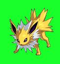 Blitza-Sprite aus Pokémon Conquest
