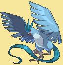 Arktos-Sprite aus Pokémon Conquest