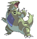 Despotar-Sprite aus Pokémon Conquest