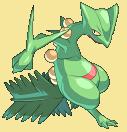 Gewaldro-Sprite aus Pokémon Conquest