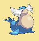 Seejong-Sprite aus Pokémon Conquest