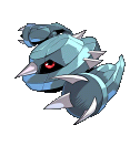 Metang-Sprite aus Pokémon Conquest