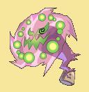 Kryppuk-Sprite aus Pokémon Conquest