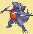 Knarksel-Sprite aus Pokémon Conquest