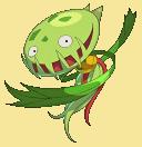 Venuflibis-Sprite aus Pokémon Conquest