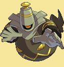 Zwirrfinst-Sprite aus Pokémon Conquest