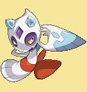 Frosdedje-Sprite aus Pokémon Conquest