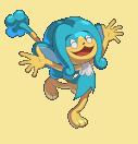 Sodachita-Sprite aus Pokémon Conquest