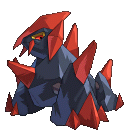 Brockoloss-Sprite aus Pokémon Conquest