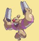 Meistagrif-Sprite aus Pokémon Conquest