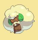 Elfun-Sprite aus Pokémon Conquest