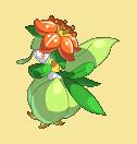 Dressella-Sprite aus Pokémon Conquest