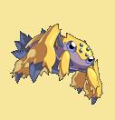 Voltula-Sprite aus Pokémon Conquest