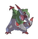 Sharfax-Sprite aus Pokémon Conquest