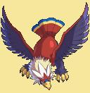 Washakwil-Sprite aus Pokémon Conquest