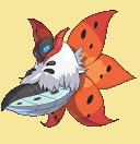 Ramoth-Sprite aus Pokémon Conquest
