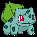 Pokémon Global Link Grafik von Bisasam