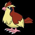 Pokémon Global Link Grafik von Taubsi